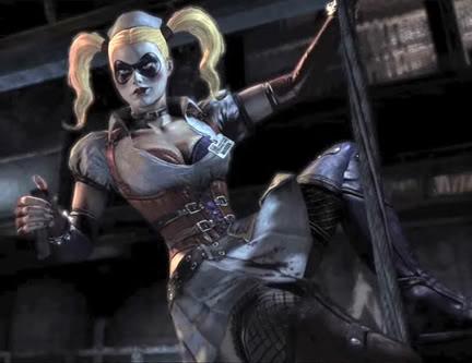 Harley Quinn (Batman: Arkham Asylum)