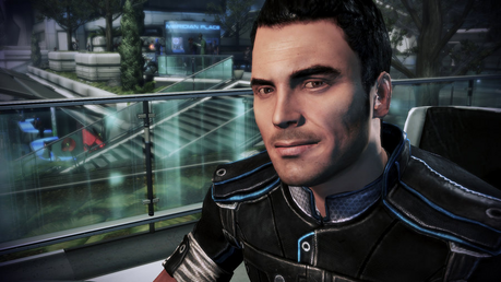 On Topic (let's hope I can make something out of this): Kaidan Alenko (Mass Effect)