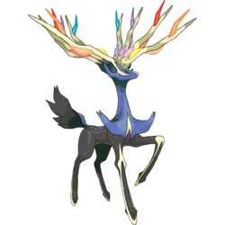 Xerneas from Pokemon X (Another Pokemon)