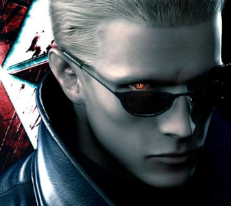 I guess we'll just start over. I'll start then Albert Wesker from Resident Evil