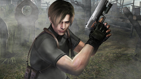 Leon S. Kennedy from Resident Evil