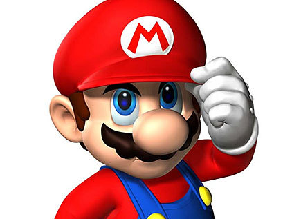 Mario from Super Mario Bros.