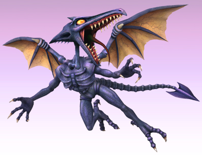 Ridley from Metroid