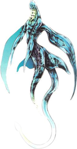 UB from Parasite Eve