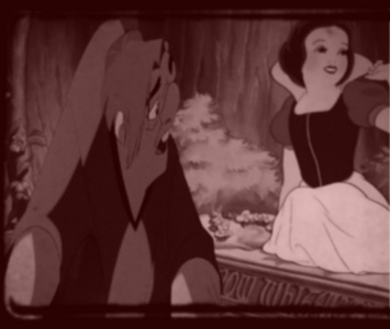 I 愛 Snow White & Quasimodo Almost wanted to post my newest one, but here's an older one that I