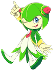 I'ma be The Character in the Pic Below. (The Name Is Cosmo The Seedrian...)