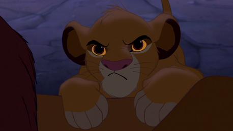 Round 9: Young Simba