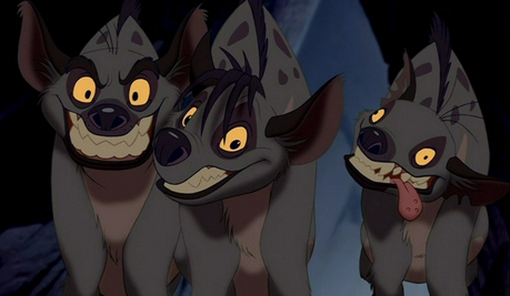 Round 10: The Hyenas