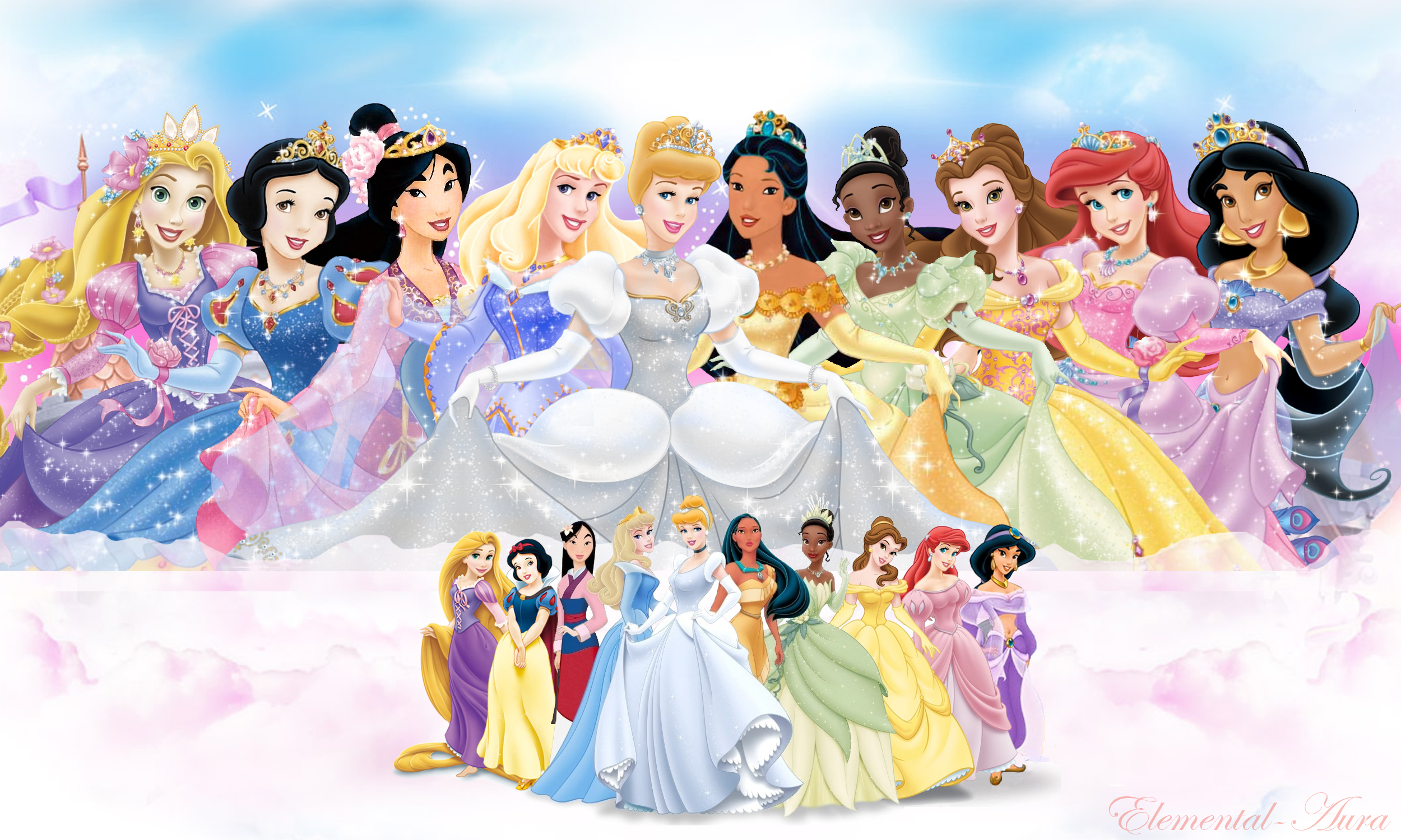 Disney Princess 33 replies
