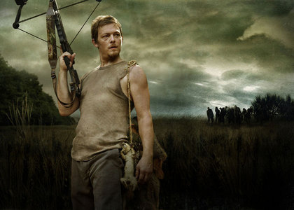 Norman Reedus is playing Daryl Dixon in The Walking Dead