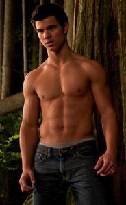 mine Taylor Lautner in Twilight (not my paborito movie but I couldnt find a good HP one)