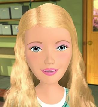 I tình yêu búp bê barbie from BD <3