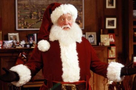 ihihihihih Santa Claus