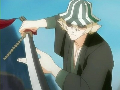 WELL I 爱情 KISUKE TOO............... HE IS A DEADLY ONE TOO.....BUT HE IS AN EXCEPTIONAL ONE.......