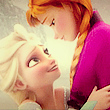 [i]9/10 !! Here&#39;s mine , Princess Anna and Elsa the Snow Queen <333 [/i]