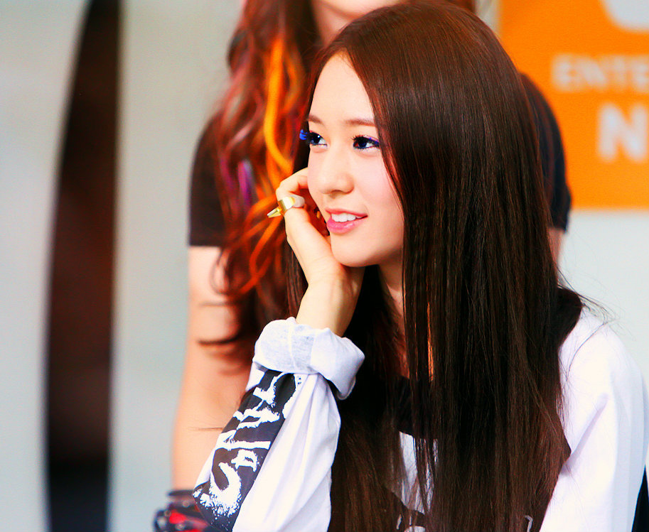 kpop 4ever 498 replies  F(x) Krystal And Yoona