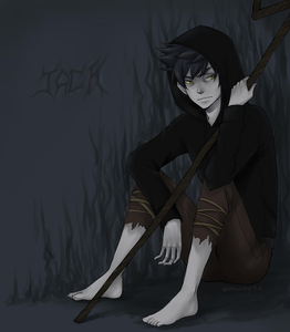 This is a good one too sa pamamagitan ng Minomotu on deviantart. Anyway continuing find Jack Frost with Merida (brav
