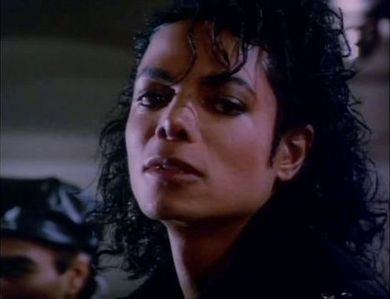 "MJ... looking hot in ""Bad""..."