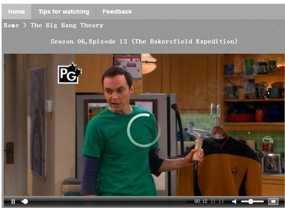now, I'm Watching The Big Bang Theory http://ustv.cc/episode/The-Big-Bang-Theory.htm So what are