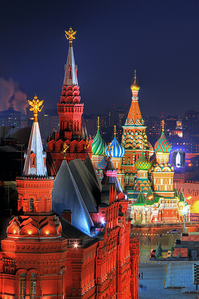 Moscow~!