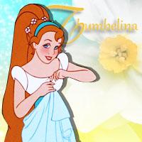 My Thumbelina