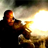Hi fanfly; thanks for joining! Here is my Nick Fury: