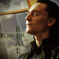 He's what real power is... :)