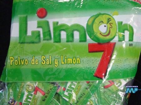 No jajaja and I don't want too. I have tried the pica limon challenge where 你 have to put this salt