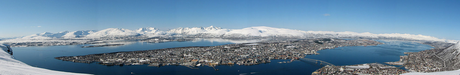 TROMSØ! It's a city in Northern Norway (would toi expect anything different from me XD). I want to