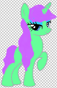 Choc. Chip what do Du think of the pony i edited? (I changed the Farben and re did the main