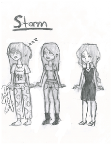 "*gets on the island*""SUP!""jumps off 83-me(storm) (my TDsona)"