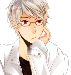 Prussia. ((Personally one of my favorito! pictures of him, he looks pretty good in glasses.))