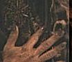 It's his hand!