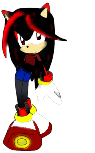 Name: Melody the Hedgehog age: 16 gender: Female species: Hedgehog powers: Phsychokinesis, C