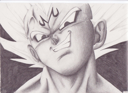 my favoriete is Vegeta. Majin Vegeta to be precise.