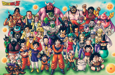 favoriete Series: DBZ of course! >:)