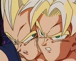 Favourite Battle: Goku and Vegeta Vs Super Buu
