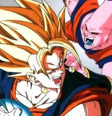 favoriete battle: i think Vegeth VS Majin Bu