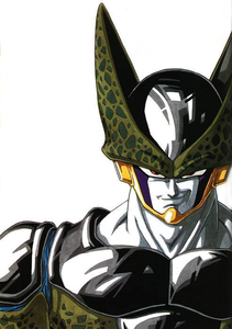 favoriete Super Villain: Cell! He's so cool!