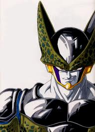 favoriete Super Villain: Cell