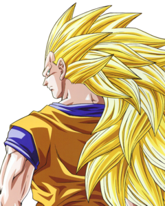 favoriete Super Saiyan Form: SS3. That long hair... *O*