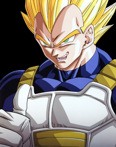 dag 8 - Vegeta, no doubt! He's smarter and koeler, koelwagen than Goku u.u