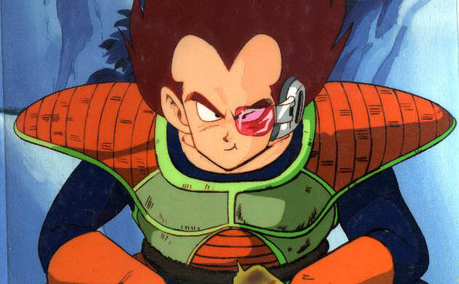 Vegeta is way better than Goku. He talks a lot of trash, but h can back it up, and hes loyal to his r