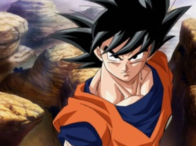 Sorry , i adore vegeta but for me goku is goku XD