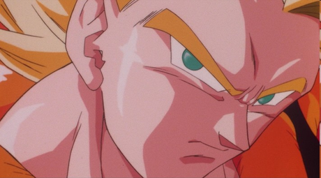 Aww, Vegeta won :3 Ok, favoriete Fusion: Gogeta! but from DBZ Movie 12, I can't stand Gogeta from DBG