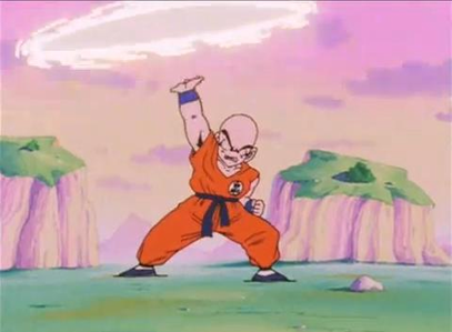 My favortie attack is destructo disk. I don't like how krillin invented it, and other characters ster