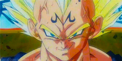 favoriete Villain: Majin Vegeta! (I know I'm repetitive, but I love him!)