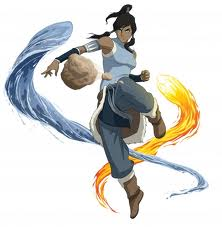 awesome bending korra