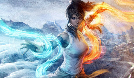 And here's Korra!