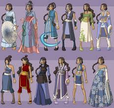 Not one katara, but 12!